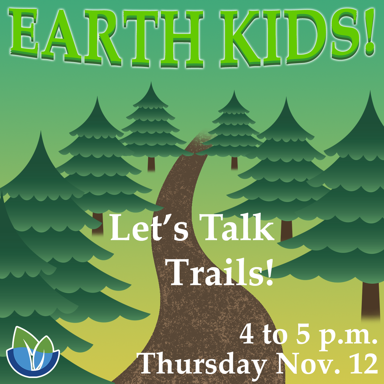 Earth Kids: Let's Talk Trails
