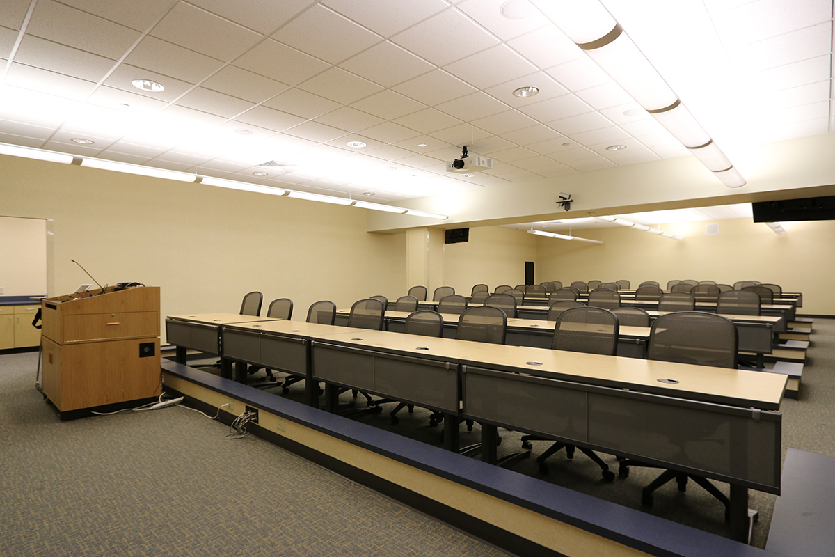 Central Library - Hamon Conference Room (5th Floor)
