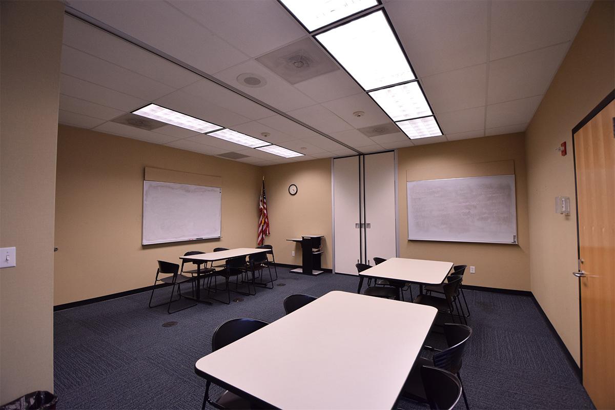 Audelia Road - Classroom 1 & 2