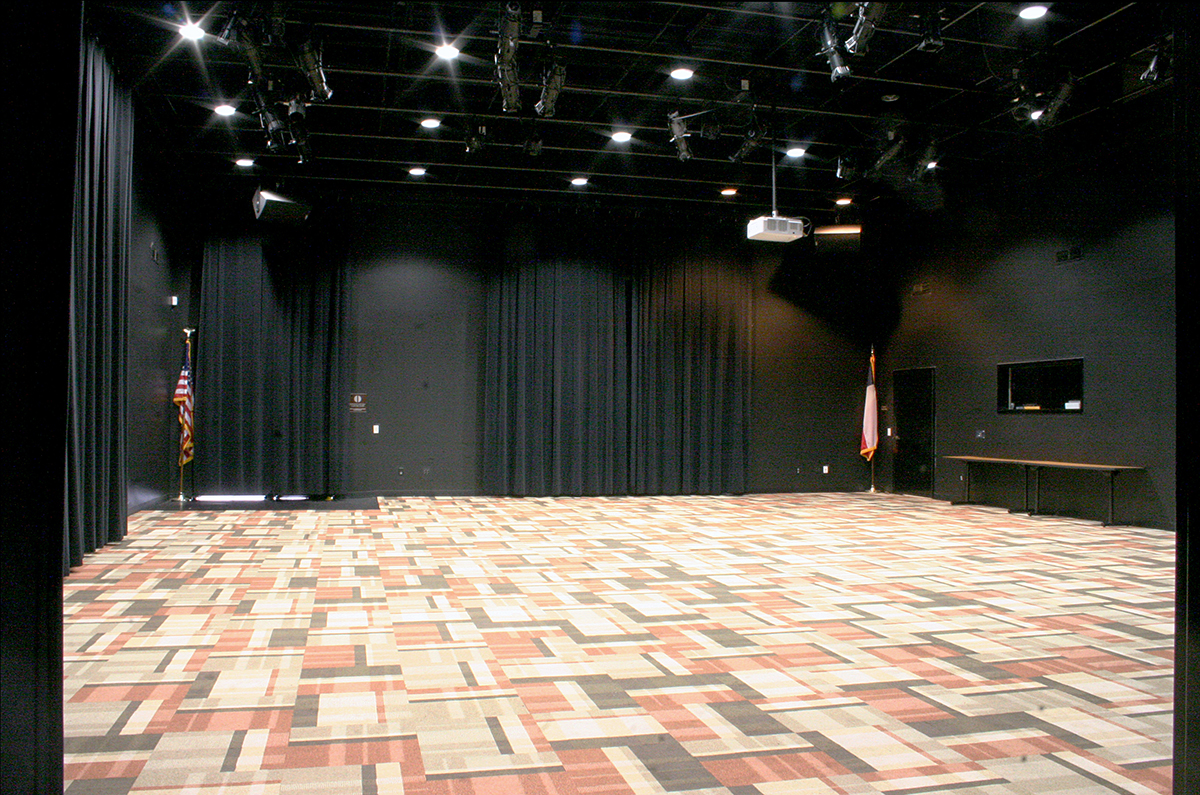 Lochwood - Black Box Theater