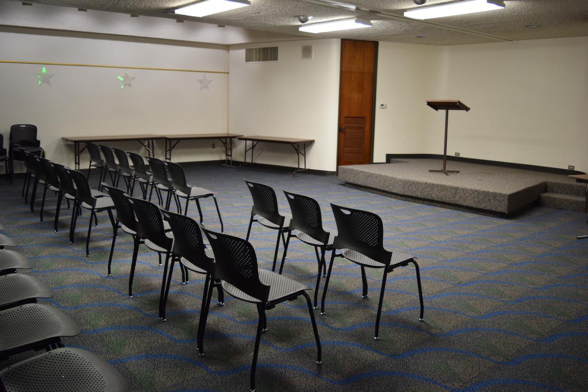 Park Forest - Auditorium