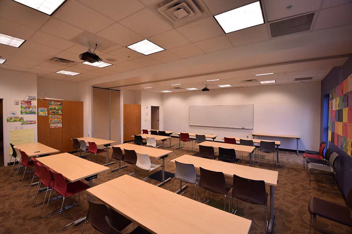 Pleasant Grove - Classroom A & B