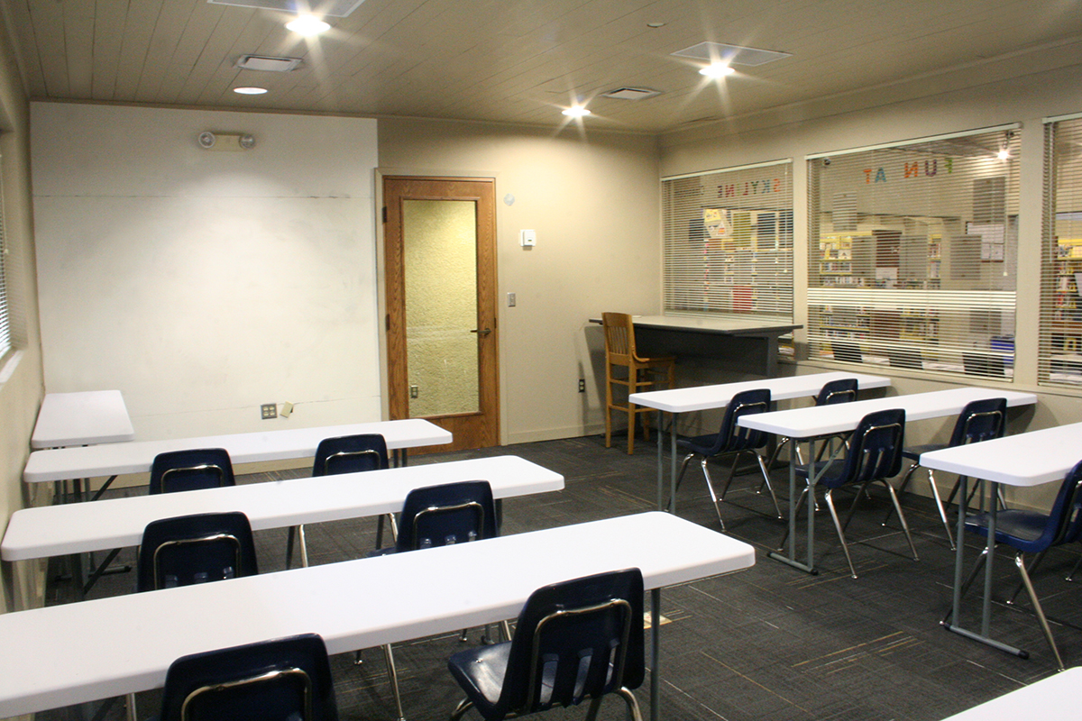 Skyline - Classroom