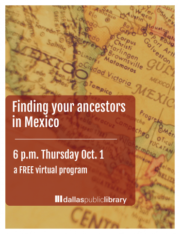 Finding your ancestors in Mexico