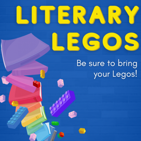 Literary Legos Cover Image