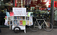 Photo of DPL Book Bike
