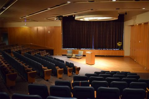 Central Library - Auditorium (1st Floor)