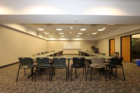 Central Library - Laurie Evans Studio & Salon (3rd Floor)