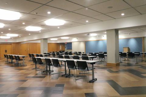 Central Library - O'Hara Hall (7th Floor)