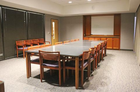 Central Library - Eugene McDermott Conference Room (8th Floor)