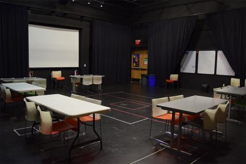 Bachman Lake - Black Box Theatre