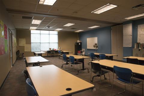 Hampton-Illinois - Classroom A & B