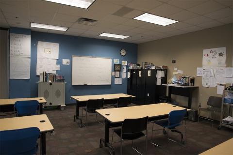 Hampton-Illinois - Classroom A