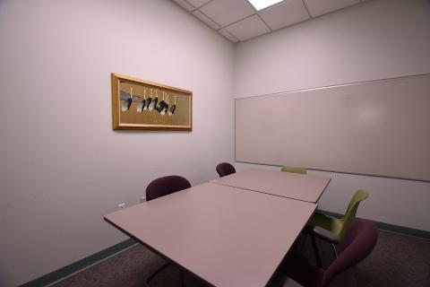Kleberg-Rylie - Study Room