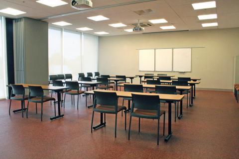 Lochwood - Classroom 1 & 2