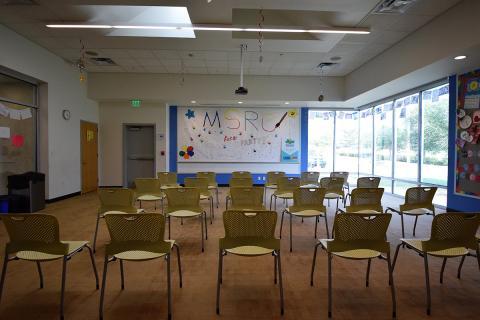 Prairie Creek - Auditorium