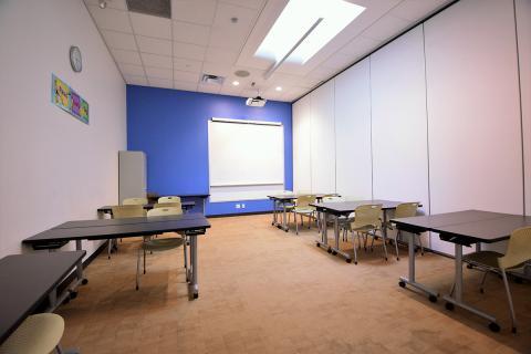 Prairie Creek - Classroom 1