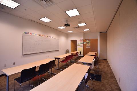 Pleasant Grove - Classroom B
