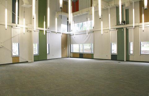 White Rock Hills - Auditorium